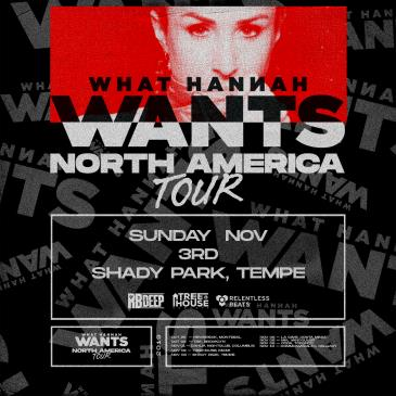 Hannah Wants: Main Image