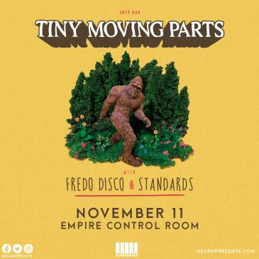 Tiny Moving Parts with Fredo Disco and Standards-img