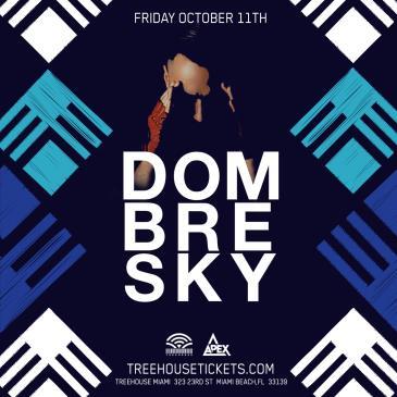 Dombresky @ Treehouse Miami: Main Image
