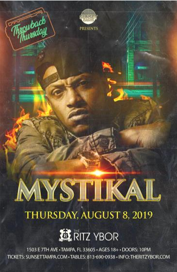 Mystikal: Main Image