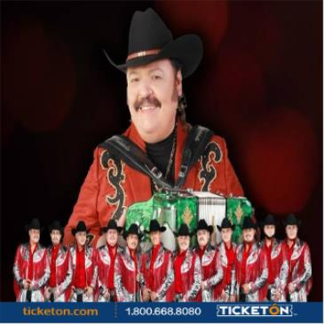 RAMON AYALA & BANDA MACHOS AT THE OC FAIR