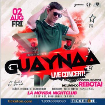 GUAYNAA: Main Image