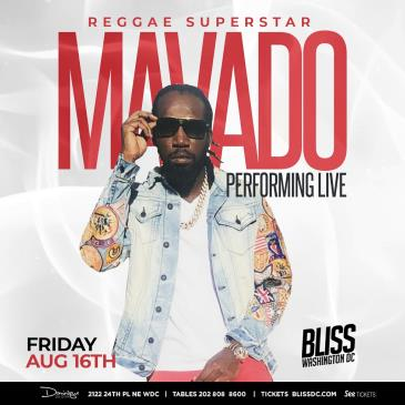 MAVADO AT BLISS: Main Image