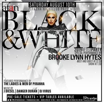PIRANHA PRESENTS AFAN BLACK & WHITE AFTER PARTY-img
