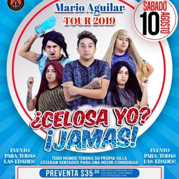 MARIO AGUILAR TOUR 2019