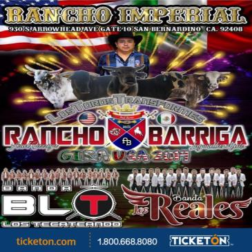 RANCHO BARRIGA GIRA USA 2019