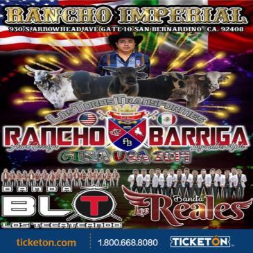 RANCHO BARRIGA GIRA USA 2019