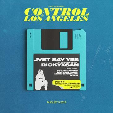 Jvst Say Yes, RickyxSan-img