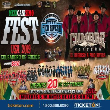 MEXICANISIMO FEST 2019: Main Image