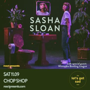 Sasha Sloan: Main Image