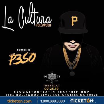 LA CULTURA THURSDAYS | DJ PESO AT PLAYHOUSE