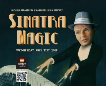 Sinatra Magic: Main Image
