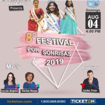 FESTIVAL POR SONRISAS Y CORONACION: Main Image