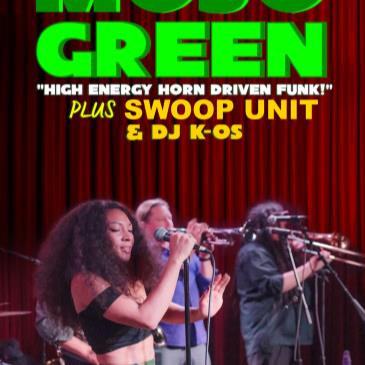 MOJO GREEN  (+ SWOOP UNIT)-img