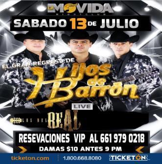 LOS HIJOS DE BARRON: Main Image