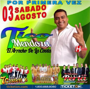 TICO MENDOZA: Main Image