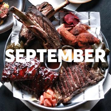 SEPTEMBER: Atlas Dining x Meatsmith, Singapore: Main Image