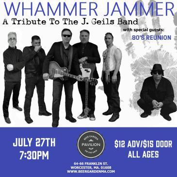 Whammer Jammer - J. Geils Tribute-img