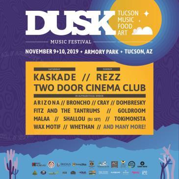 Dusk Music Festival 2019: Main Image