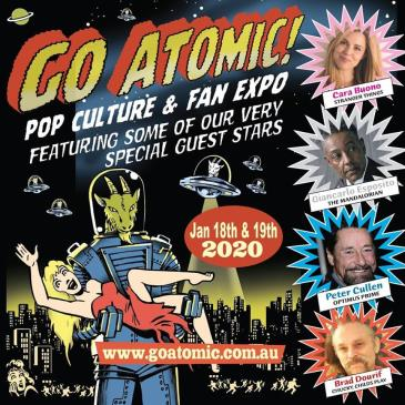 Go Atomic! Pop Culture & Fan Expo: Main Image