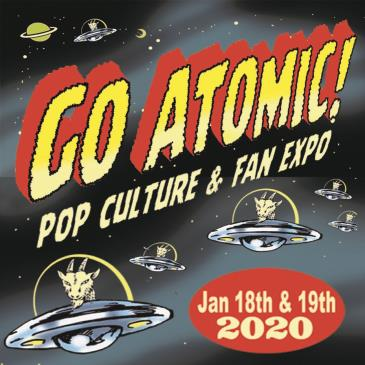 Go Atomic! Pop Culture & Fan Expo