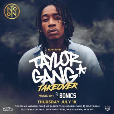 Taylor Gang Hosted By: Wiz Khalifa: Main Image