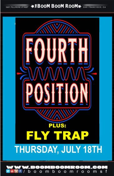 FOURTH POSITION + FLY TRAP: Main Image