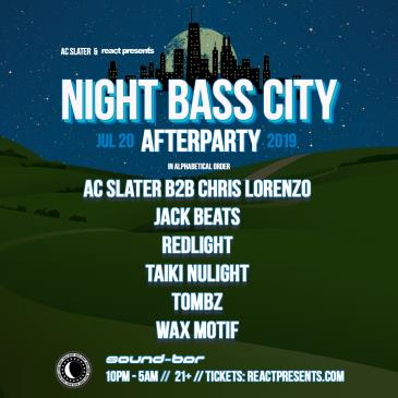 Night Bass City After Party: Main Image
