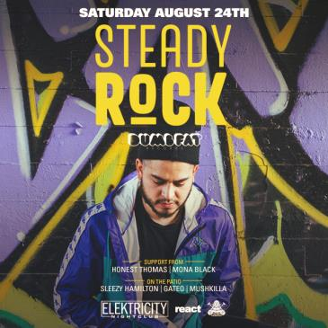 STEADY ROCK (Limited Free W/ RSVP Before 11PM): Main Image