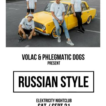 VOLAC & PHLEGMATIC DOGS PRESENT RUSSIAN STYLE-img