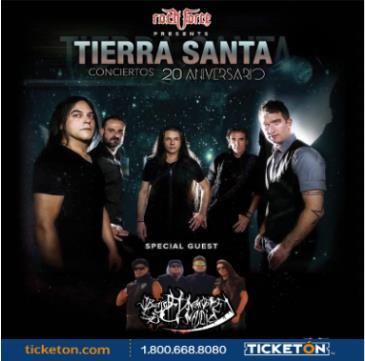 TIERRA SANTA: Main Image