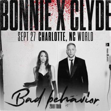 BONNIE X CLYDE - CHARLOTTE: Main Image