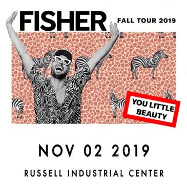 Fisher: You Little Beauty Tour-img