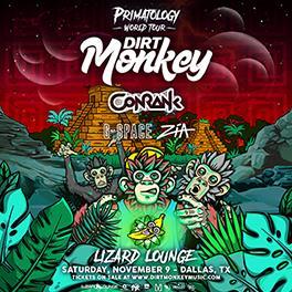 Dirt Monkey - DALLAS: Main Image