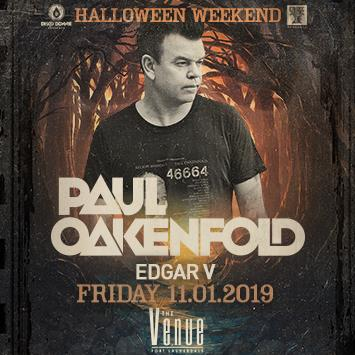 Paul Oakenfold - FORT LAUDERDALE: Main Image
