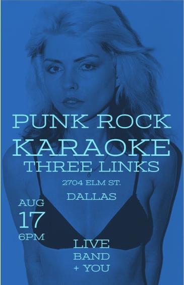 Punk Rock Karaoke DFW: Main Image