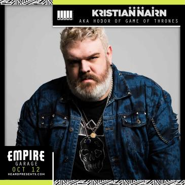 Kristian Nairn (aka Hodor of Game of Thrones): Main Image