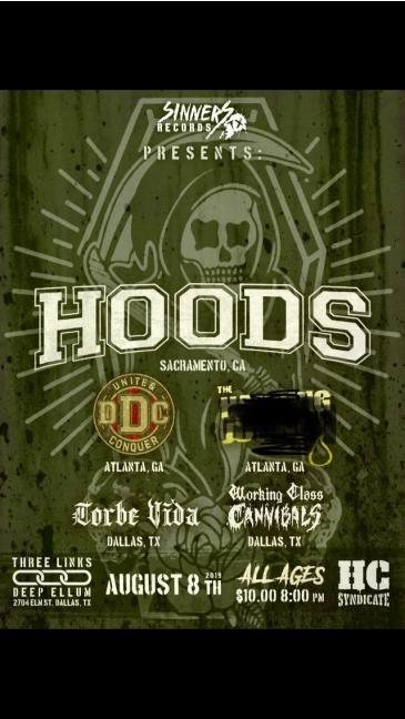 Hoods: Main Image