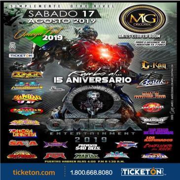 CANCELADO OMEGA FEST 2019: Main Image