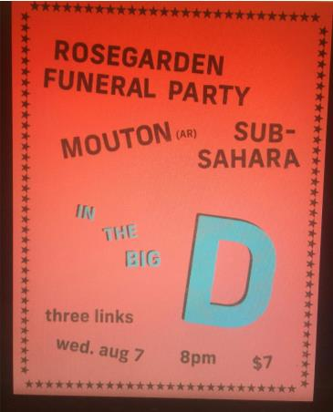 Rosegarden Funeral Party, Mouton, Sub-Sahara: Main Image