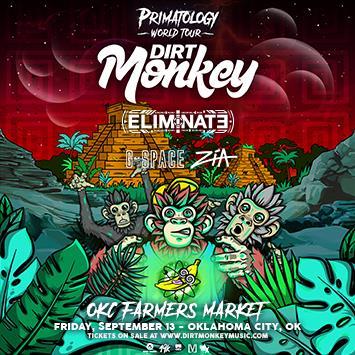 Dirt Monkey - OKLAHOMA CITY: Main Image