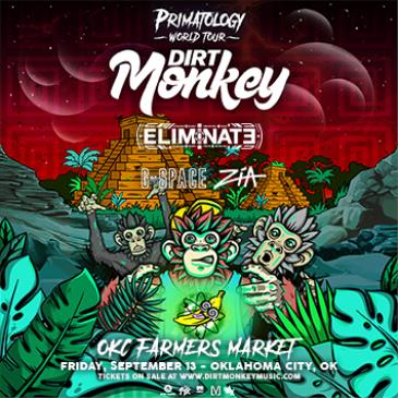 Dirt Monkey - OKLAHOMA CITY-img