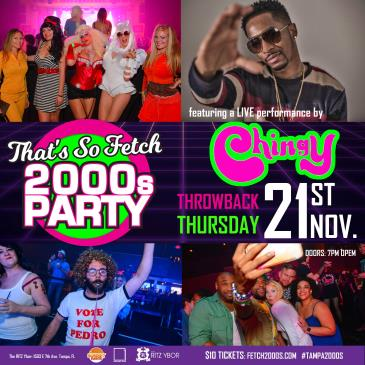 Chingy ~ 2000s Party: Main Image