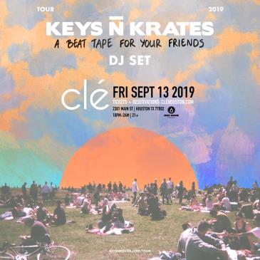 KEYS N KRATES - HOUSTON: Main Image
