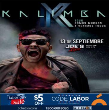 CANCELADO/KALIMBA: Main Image