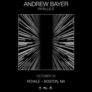 Andrew Bayer - BOSTON: Main Image