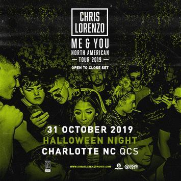 Chris Lorenzo - CHARLOTTE: Main Image