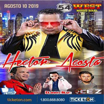 HECTOR ACOSTA EL TORITO: Main Image