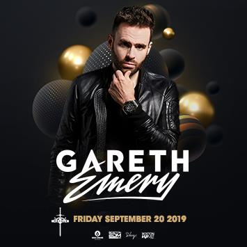Gareth Emery - BOSTON: Main Image