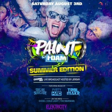 Paint VS Foam   Summer Edition-img